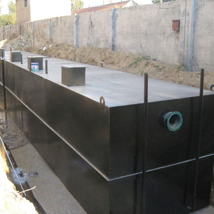 河北污水处理设备案例