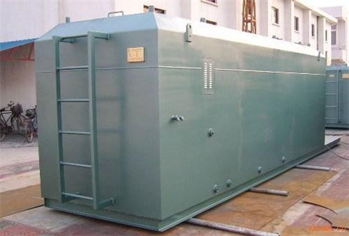 一体化污水处理设备案例
