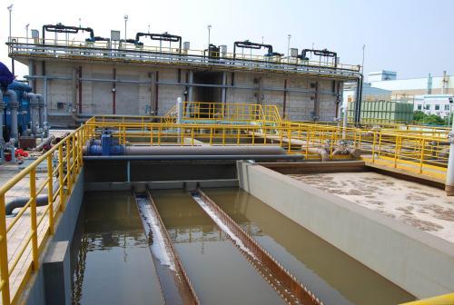 四川绵阳工业污水处理设备案例