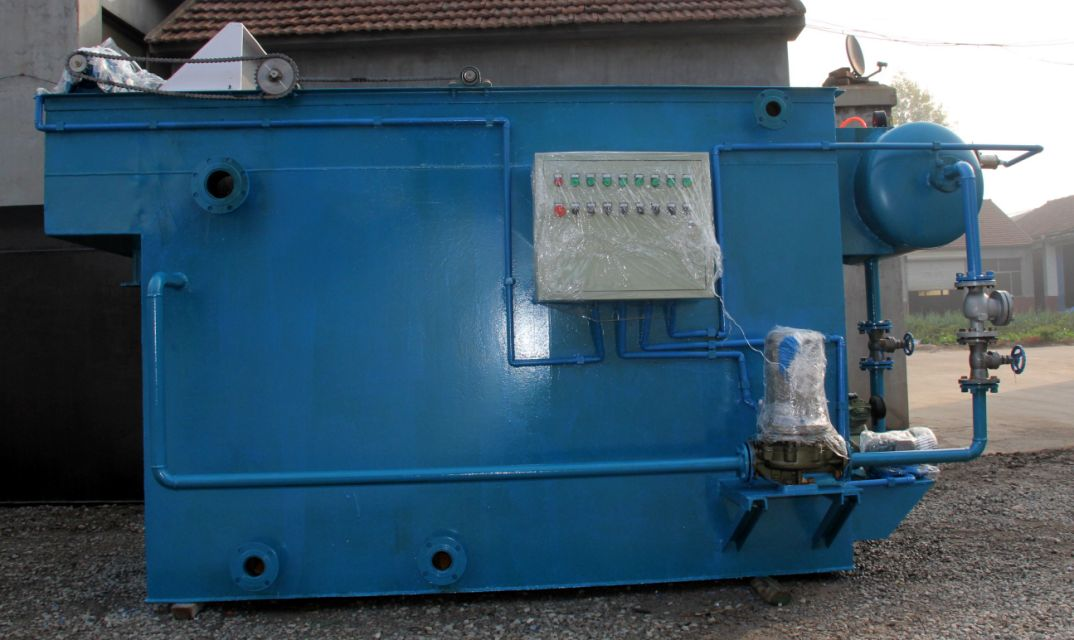 地埋式污水处理设备气浮设备