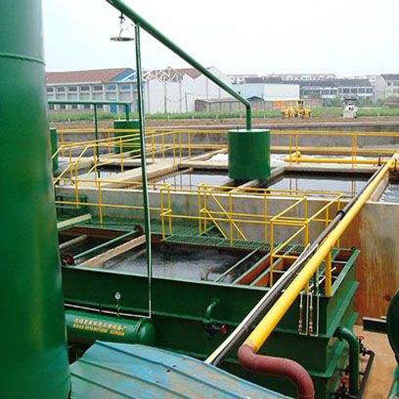 浙江杭州酸洗磷化污水处理设备案例