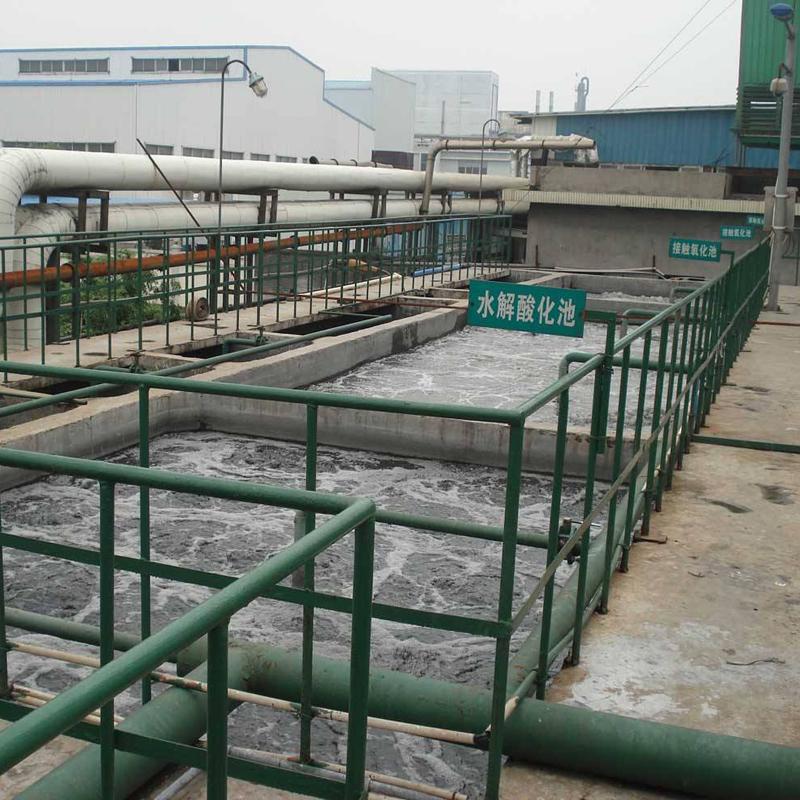 重庆造纸污水处理设备案例