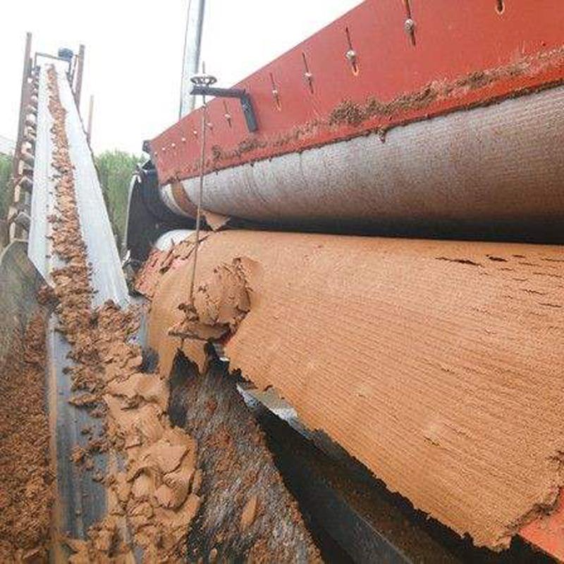 重庆洗砂厂污水处理设备案例