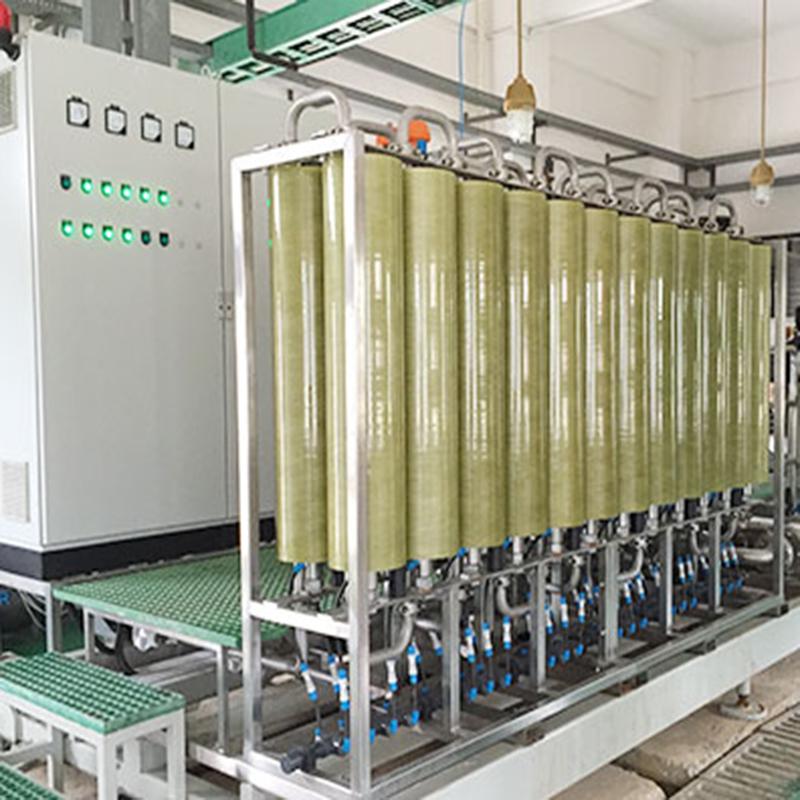 DTRO垃圾渗滤液处理设备