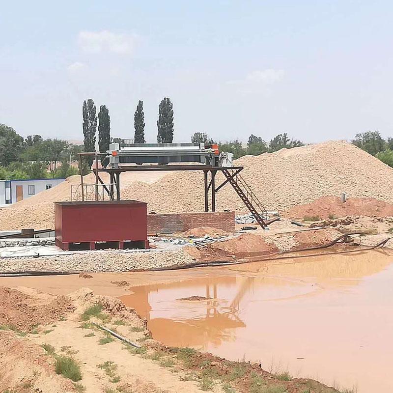 洗砂废水怎么处理