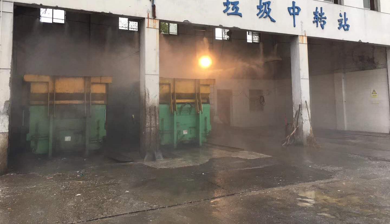 垃圾中转站渗滤液处理流程